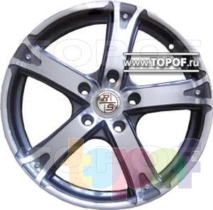 Колесные диски RS 5161. Изображение модели #1