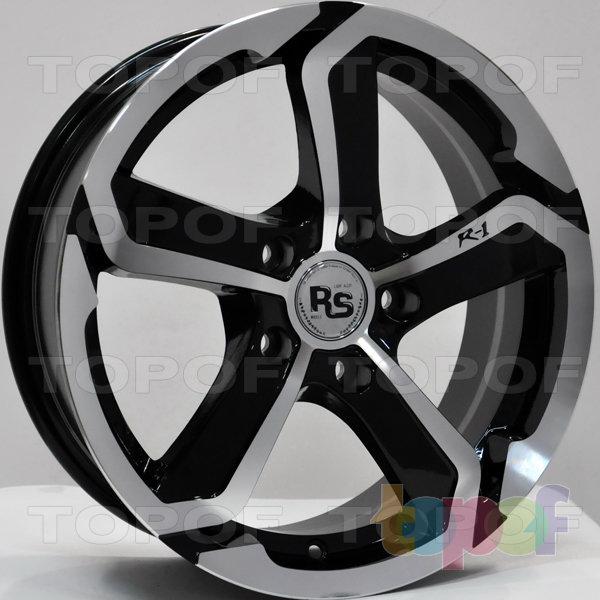 Колесные диски RS 517. Изображение модели #1