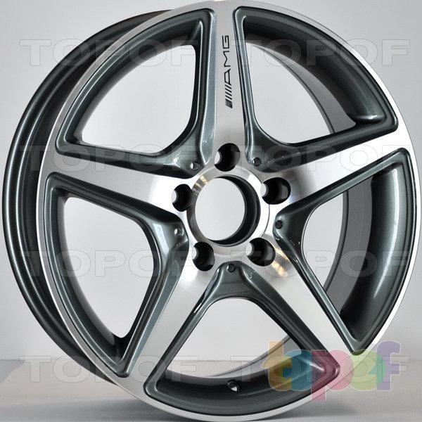 Колесные диски RS 518. Цвет: матовый серый, оружейный металл серый, антрацит