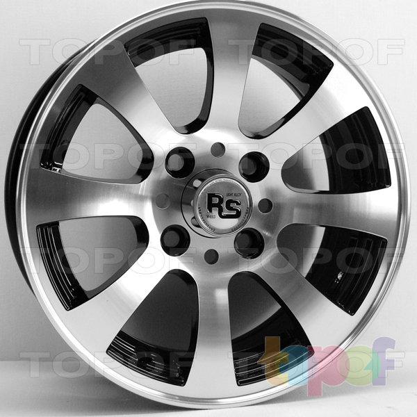 Колесные диски RS 522