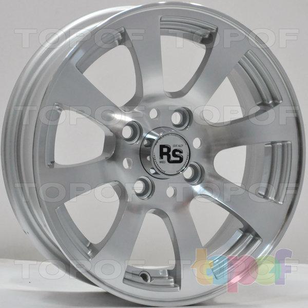 Колесные диски RS 522. Изображение модели #2