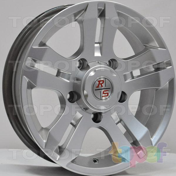Колесные диски RS 525. Изображение модели #1