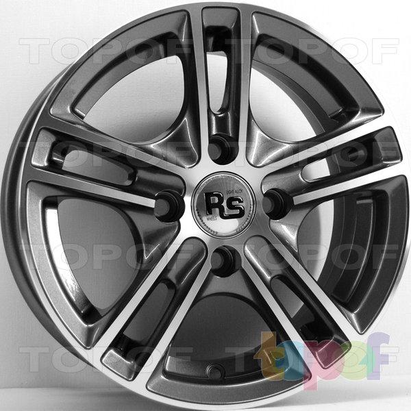 Колесные диски RS 528. Изображение модели #1