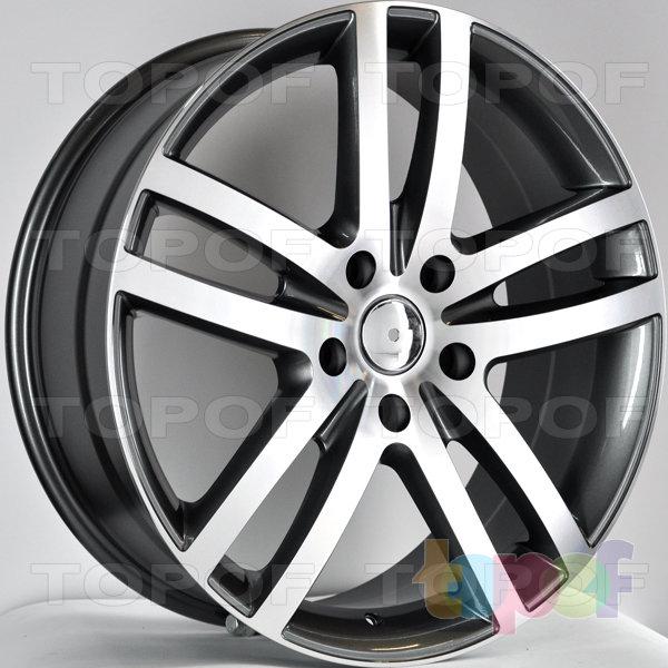 Колесные диски RS 530. Изображение модели #1