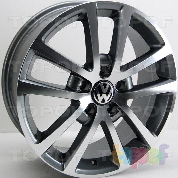 Колесные диски RS 531. Цвет: матовый серый, оружейный металл серый, антрацит