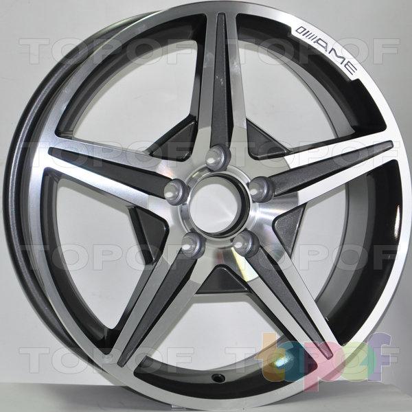 Колесные диски RS 532. Цвет: матовый серый, оружейный металл серый, антрацит