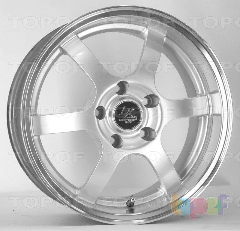 Колесные диски RS 533. Цвет: MLHS