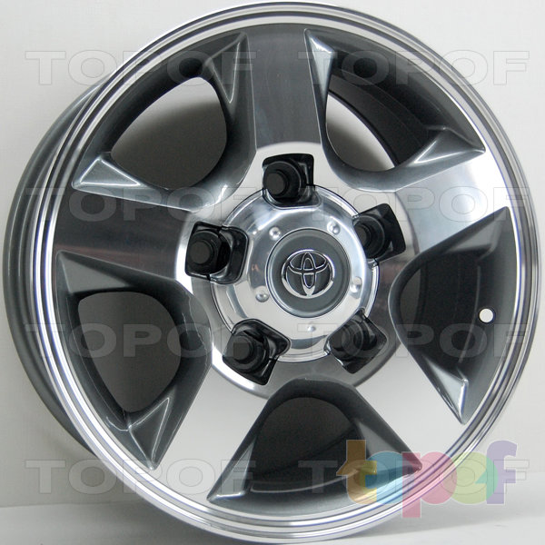 Колесные диски RS 535 rTO. Цвет: Матовый серый, оружейный металл серый, антрацит