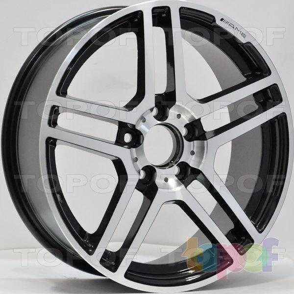 Колесные диски RS 541
