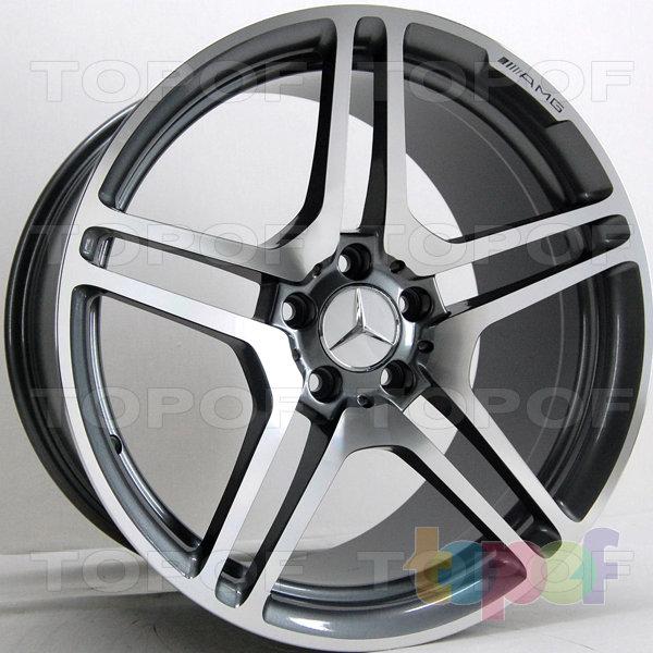 Колесные диски RS 541. Цвет: матовый серый, оружейный металл серый, антрацит