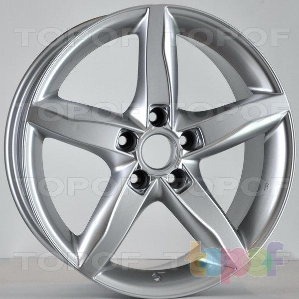 Колесные диски RS 543. Цвет: серебряный
