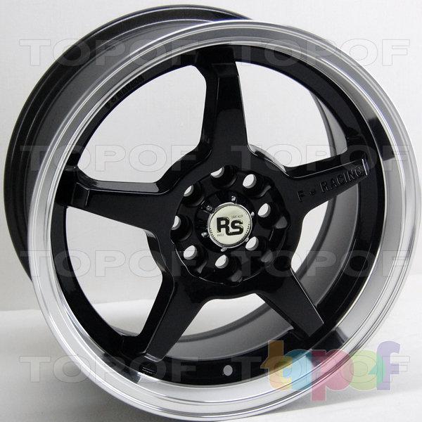 Колесные диски RS 544. Изображение модели #1