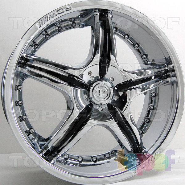 Колесные диски RS 553. Изображение модели #1