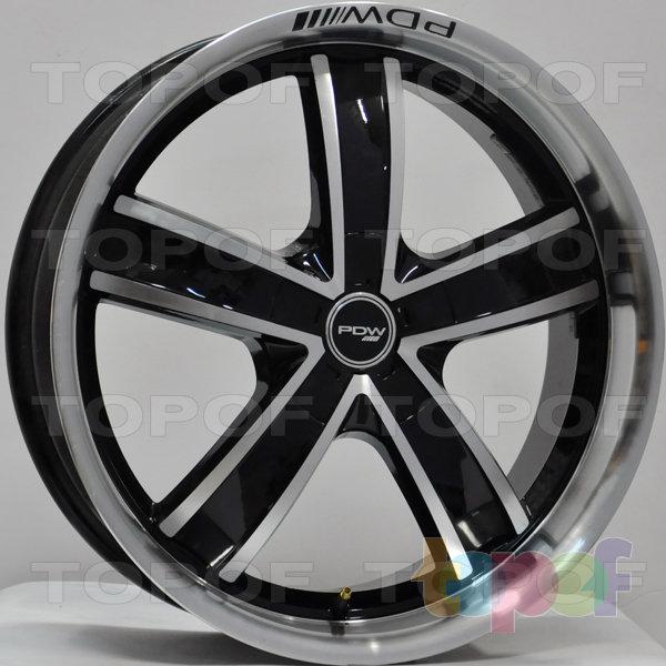 Колесные диски RS 555. Изображение модели #1