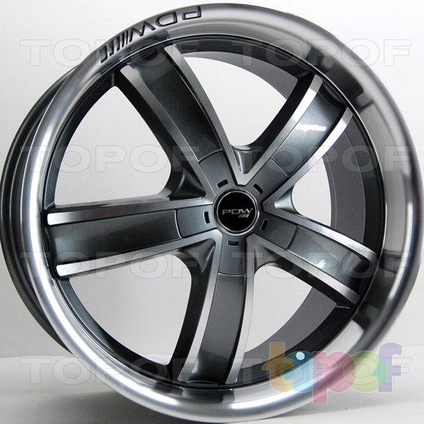 Колесные диски RS 555. Изображение модели #2