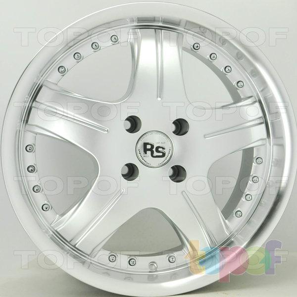Колесные диски RS 565. Цвет: MLHS