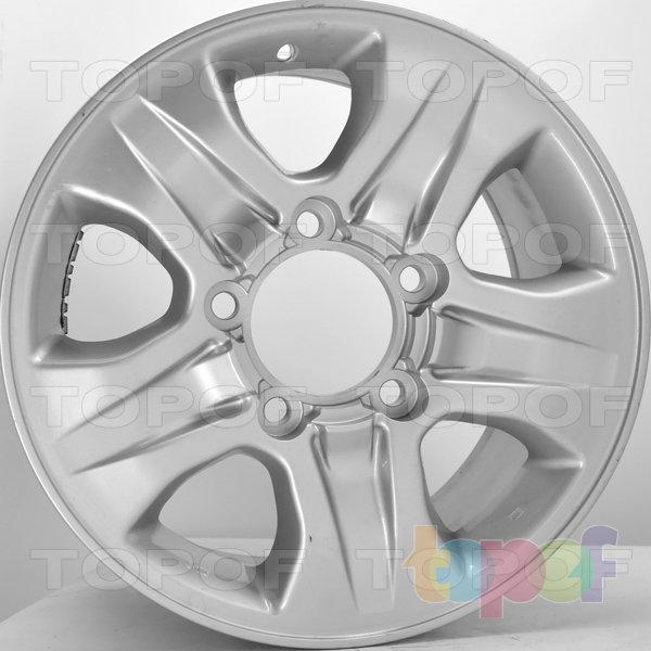 Колесные диски RS 601