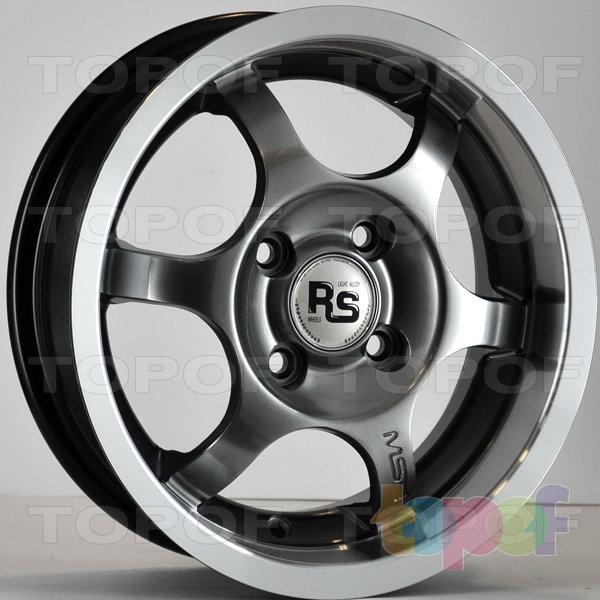 Колесные диски RS 6010. Цвет: MLHB