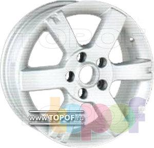 Колесные диски RS 602. Изображение модели #1