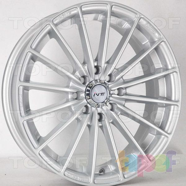 Колесные диски RS 6091. Цвет: серебряный