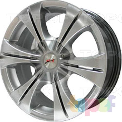 Колесные диски RS 611