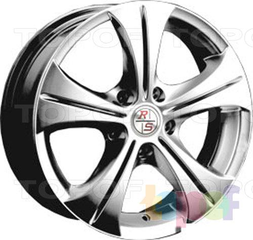Колесные диски RS 611. Изображение модели #2
