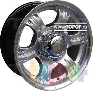 Колесные диски RS 614. Изображение модели #1