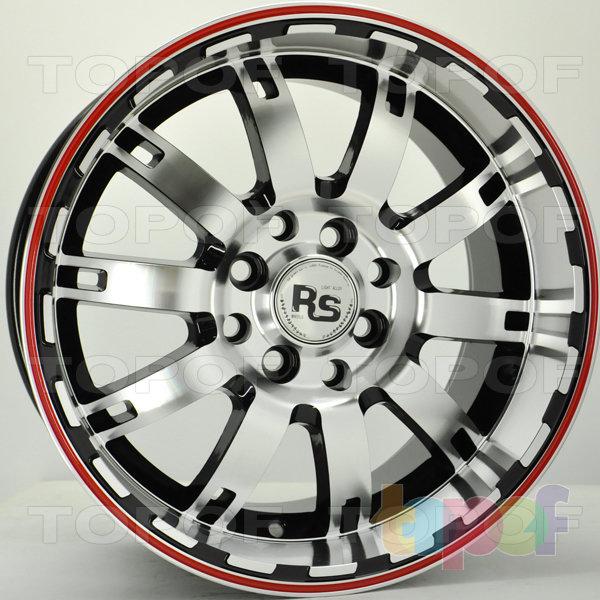 Колесные диски RS 618. Цвет: MBRL