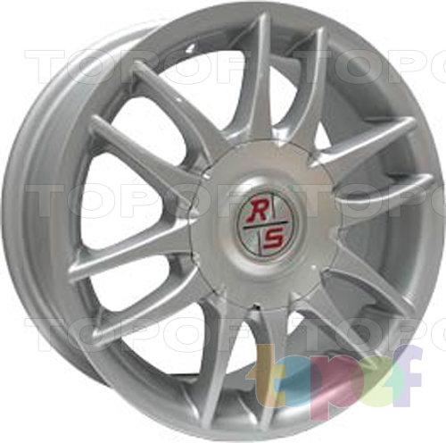 Колесные диски RS 619. Изображение модели #1