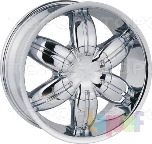 Колесные диски RS 624. Изображение модели #1