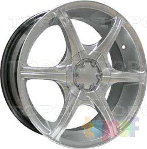 Колесные диски RS 629. Изображение модели #1