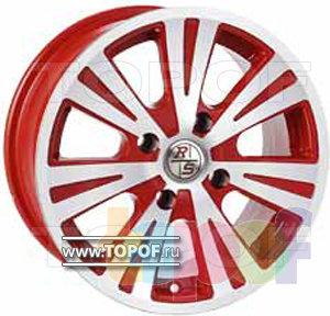 Колесные диски RS 7001. Изображение модели #1