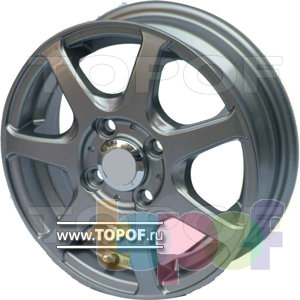 Колесные диски RS 7005. Изображение модели #1