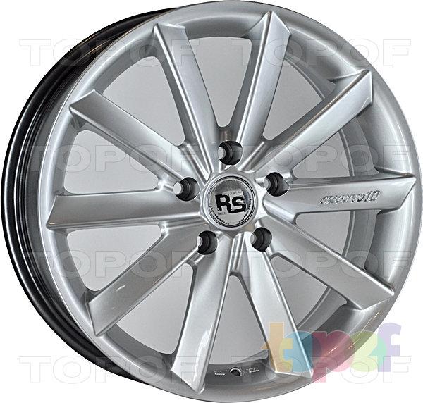 Колесные диски RS 703. Изображение модели #1