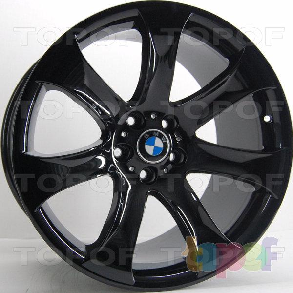 Колесные диски RS 704. Цвет: черный