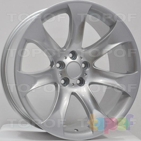 Колесные диски RS 704. Цвет: серебряный