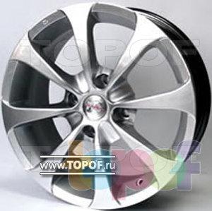 Колесные диски RS 705. Изображение модели #1