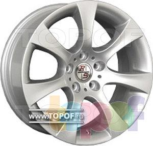 Колесные диски RS 708. Изображение модели #1