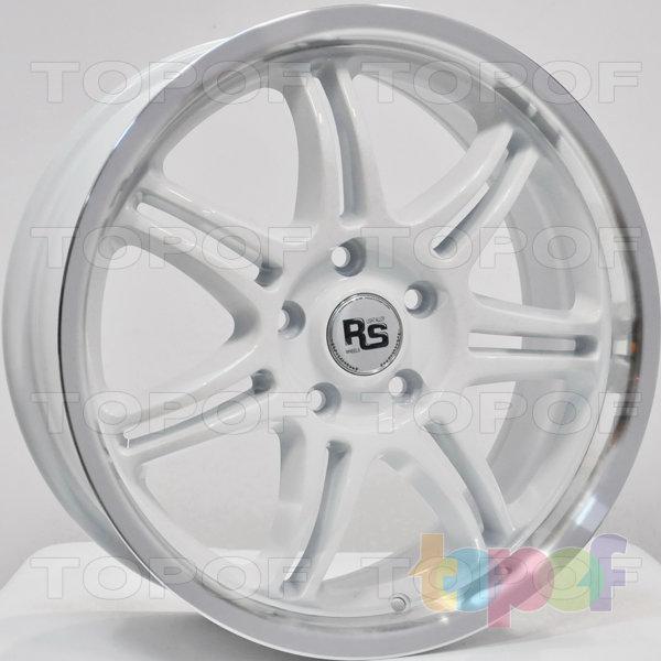 Колесные диски RS 709. Цвет: MLW