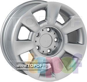 Колесные диски RS 715. Изображение модели #1
