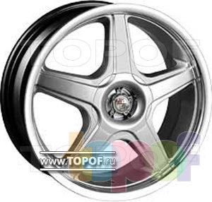 Колесные диски RS 716. Изображение модели #1