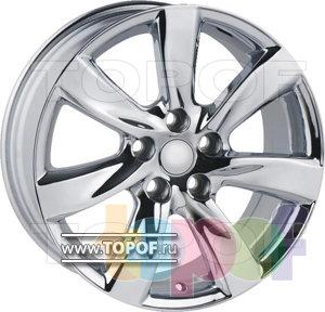 Колесные диски RS 717. Изображение модели #1