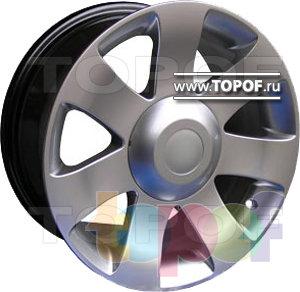 Колесные диски RS 718 D. Изображение модели #1