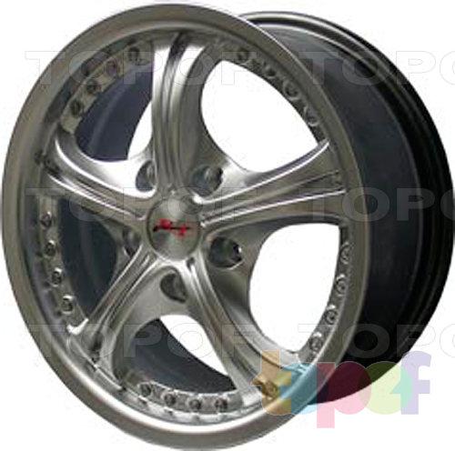 Колесные диски RS 728. Изображение модели #1