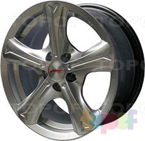Колесные диски RS 734. Изображение модели #1