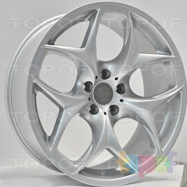 Колесные диски RS 742 rBM. Цвет: серебряный