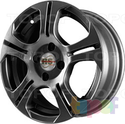 Колесные диски RS 768. Изображение модели #1