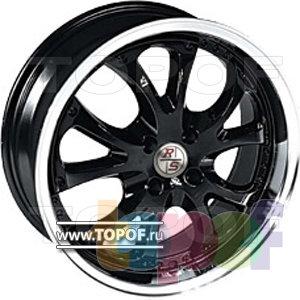Колесные диски RS 780. Изображение модели #1