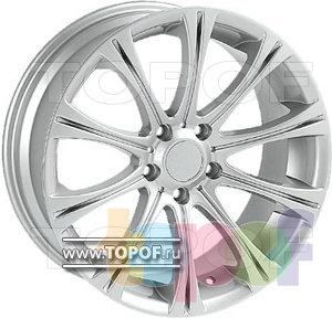 Колесные диски RS 784. Изображение модели #1