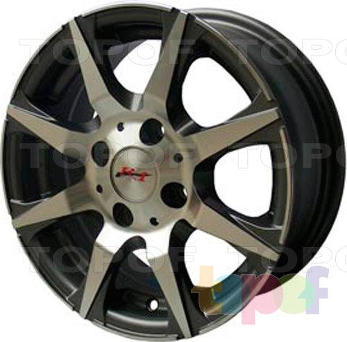 Колесные диски RS 797. Изображение модели #1